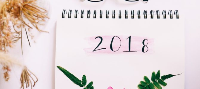 2018 Is Your Year to Get Organized, Manage Your Time and Improve Your Quality of Life