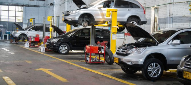 Take the Headache Out of Vehicle Maintenance and Inspection