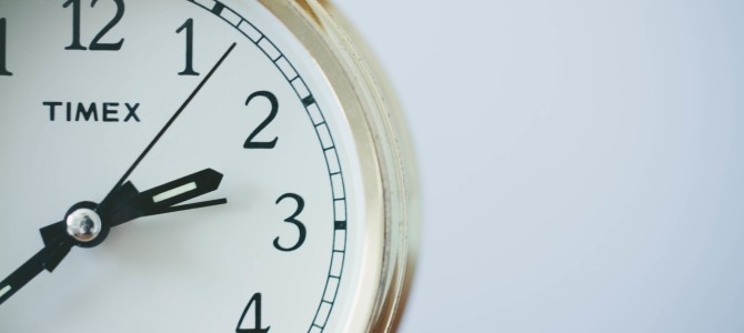Time Management Tips for People With No Time