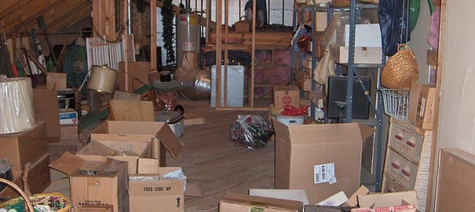 Attack Your Attic: How to Organize Your Space