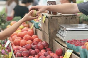 Celebrate National Fresh Fruit and Veggies Month at Your Farmers' Market