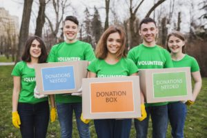 How Will You Celebrate Make a Difference Day?